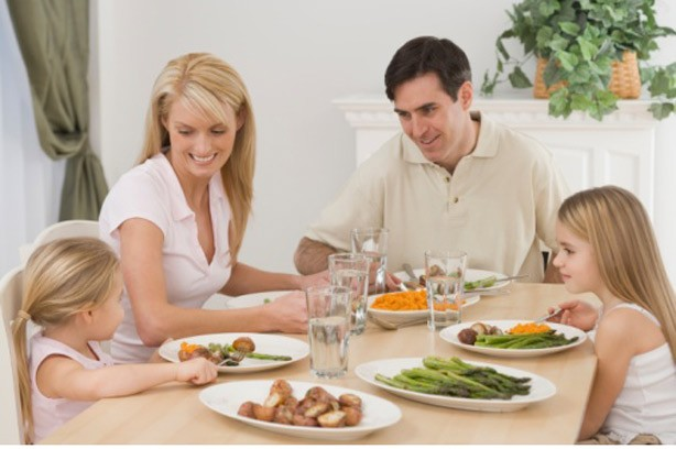 Embrace The Family Meal As Your Familys Most Sacred Time