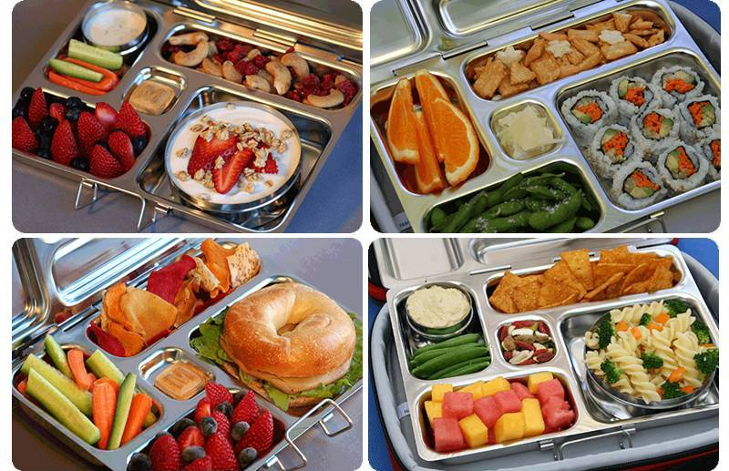 A Life Without Anorexia School Lunch Ideas