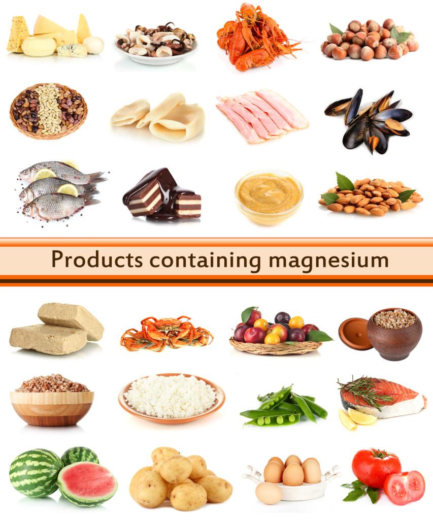 В каких продуктах содержится больше всего йода