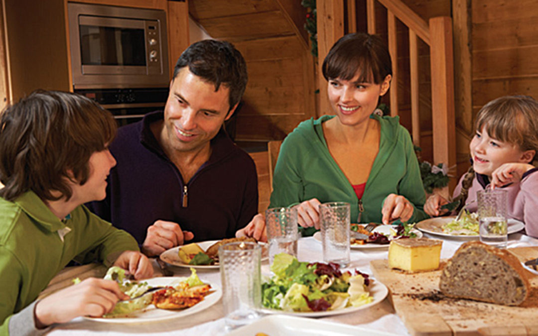 Embrace The Family Meal As Your Family's Most Sacred Time!