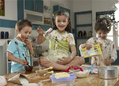 involving kids in the kitchen without losing your mind | health