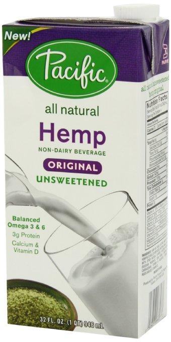 organic hemp milk