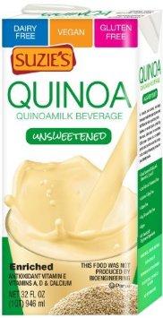 organic quinoa milk