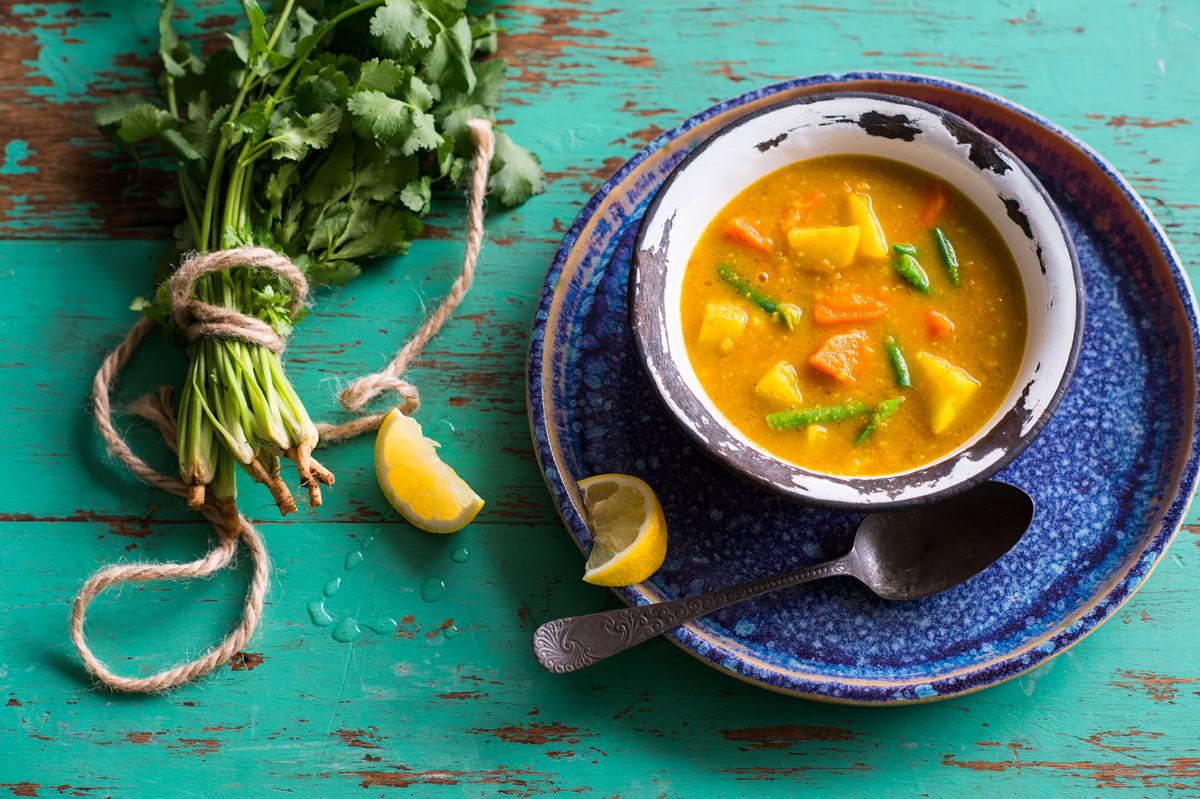 Colombian Vegetable Soup