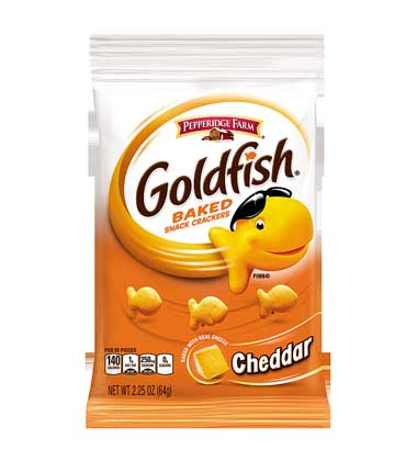 Why are 'Goldfish' crackers bad for your kids + Download a list of 80 healthy snack ideas for kids