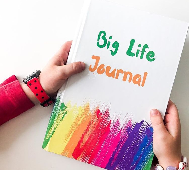 Ep 4 – Helping Our Kids To Cultivate A Growth Mindset With Guest Alexandra Eidens Founder Of Big Life Journal