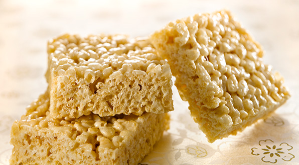 Sweets From The Earth – Crispy Rice Bar