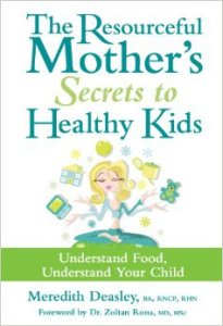 the resourceful mother's secret to healthy kids