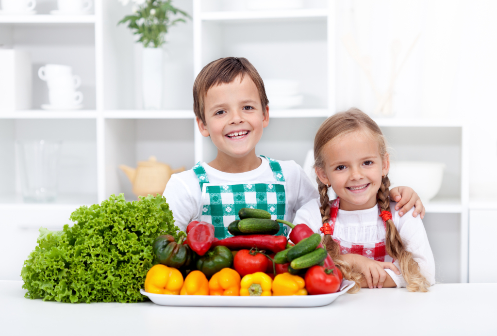how to involve kids in the kitchen