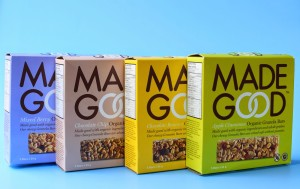 Made Good Organic Granola Bars
