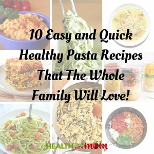 Which pasta is the healthiest for your family? | Health