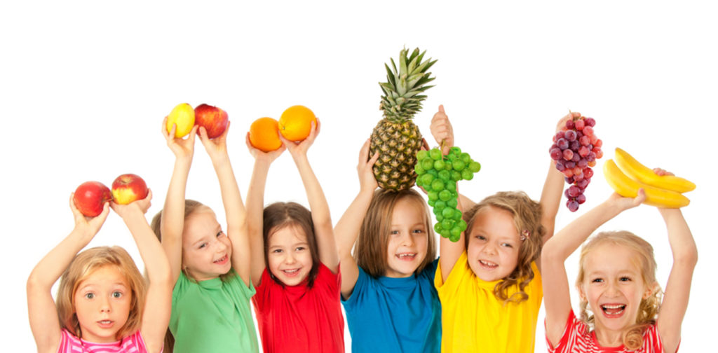 top 10 fruits good for kids