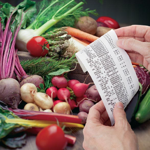 Struggling With Eating Healthy On A Budget? What Your Food Numbers Are Really Telling You?