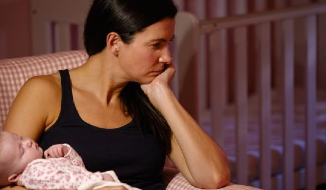 3 Things Most People Don't Know About Postpartum Depression After Having Babies