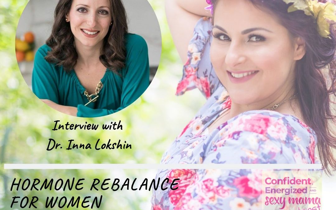 128. Hormone Rebalance For Women with Dr. Inna Lokshin
